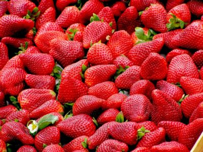 Strawberries Red Fruit Royalty Free 70746