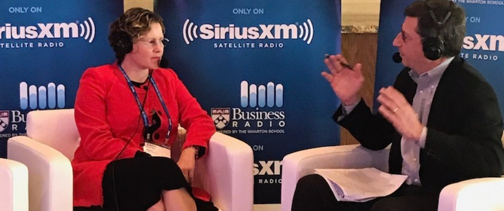 Sirius XM's Business Radio Interview